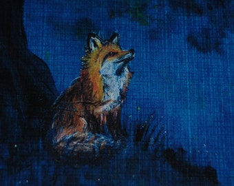 Fox in the Forest A4