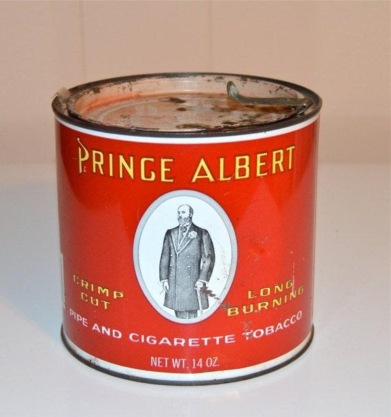 dating prince albert tobacco tins
