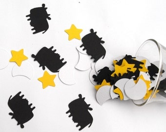 Cows, Moon & Stars Confetti Mix (mCoMoSt)