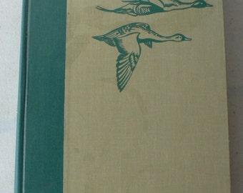 vintage book, Birds of America, 1936, from Diz Has Neat Stuff