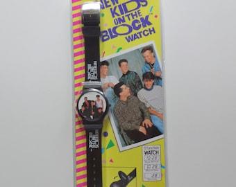 Vintage New Kids on The Block Wrist Watch 1990