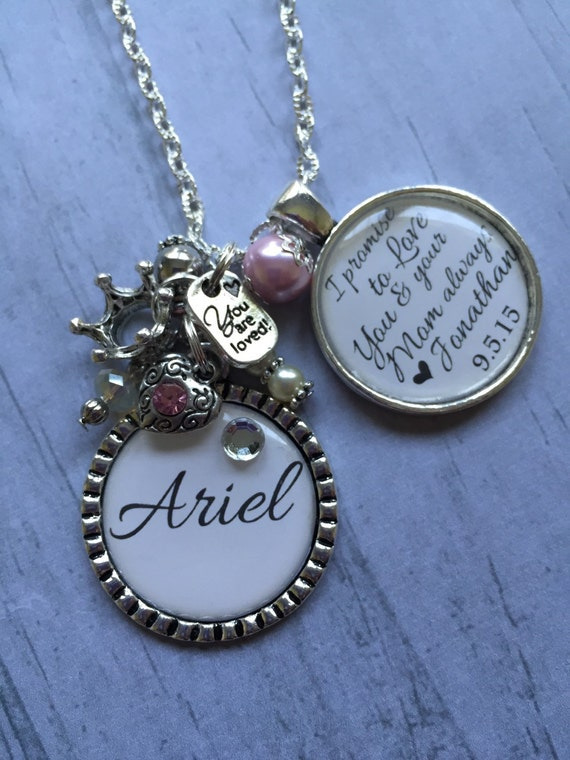 Jewelry Wedding Gift For Daughter : Daughter / Daughter Keepsake / Daughter of the Bride Gift / Wedding ...
