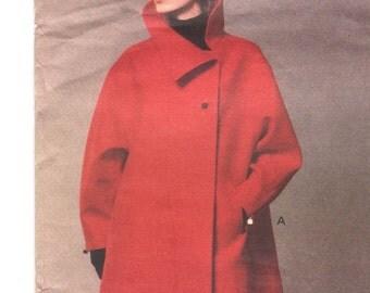 Montana short coat pattern -- Vogue Paris Original 2974