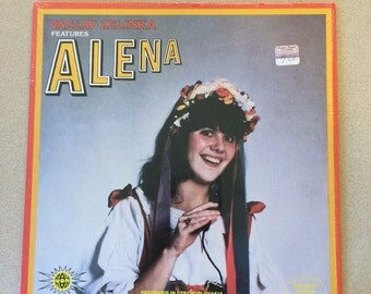 Vintage Czech Music Polka and Waltz Music Vaclav Zelinka Features Alena Recorded in Czechoslovakia Ray Records RR1005