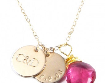 Newlywed Necklace