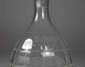 Rare Baccarat Crystal Decanter