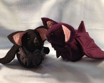 Any Color Bat Bean - Custom Made