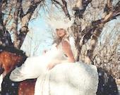 SOLD!- Asian Bridal Headdress