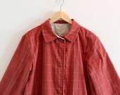 Vintage Reversible Fall Jacket