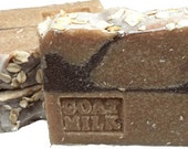 Almond Oatmeal Gourmet Goat's Milk Soap- LIMITED EDITION
