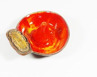 Treasure Craft Chicago Souvenir Sobrero Ashtray
