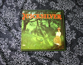 Quicksilver Messenger Service - Shady Grove - Vintage Vinyl LP Record Album. 1969 First Pressing. Psych Stoner Psychedelic Acid LSD Rock