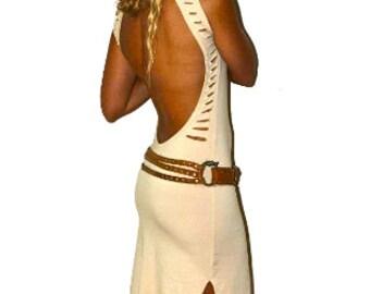 Venus backless dress