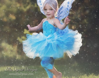 Deluxe Periwinkle Disney Inspired Fairy Costume
