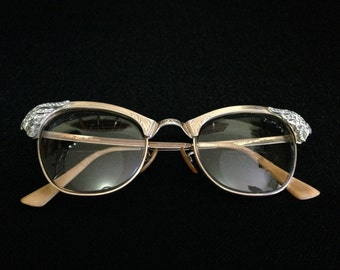"Vintage 1955 Limited Edition - Martin Copeland ""Diamond Version"" 1955 Eyeglasses (LDP1)"