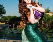 Swimmable Adult Mermaid Tail (Mono Fin not included)