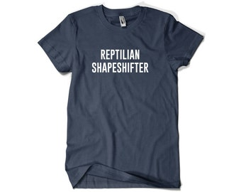 Reptilian Shapeshifter Shirt