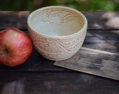 stoneware apple baker