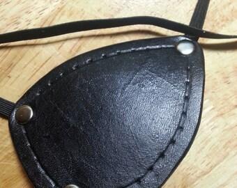Big Boss Leather Eyepatch