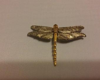 Liz Claiborne Dragon Fly Brooch