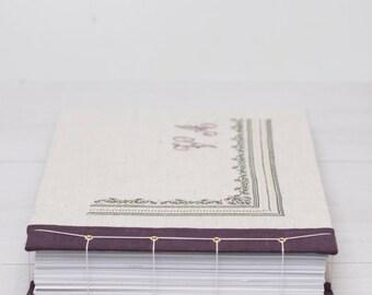 Custom Wedding Photo Guest Book, a Beautiful Personalized Rustic Photo Album