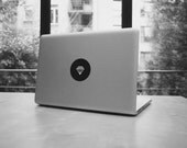 """Diamond triangle and round for your macbook pro and air stickers decal for 11,13,15,17"""""""
