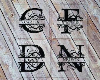 Monogram Cutting Board, Personalized Cutting Board, Cutting Board