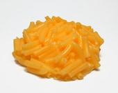 Macaroni & Cheese Shaped Soap