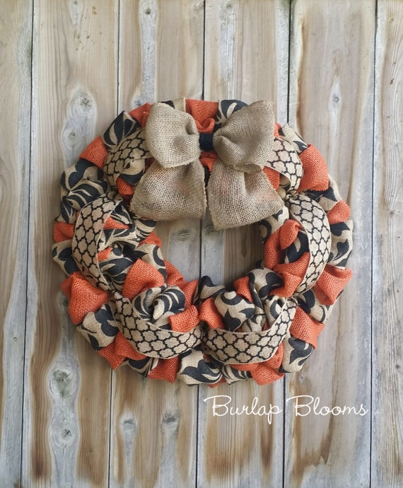 Thanksgiving Burlap Wreaths Page Two Thanksgiving Wikii