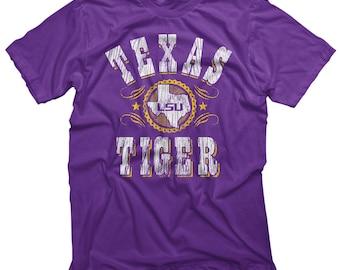 LSU Texas Tiger