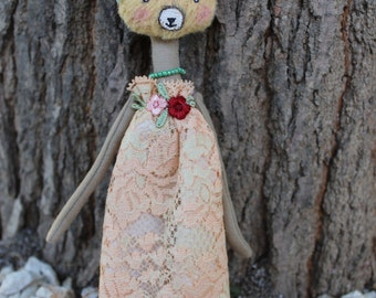 Romantic Doll - Nours Fairy roses