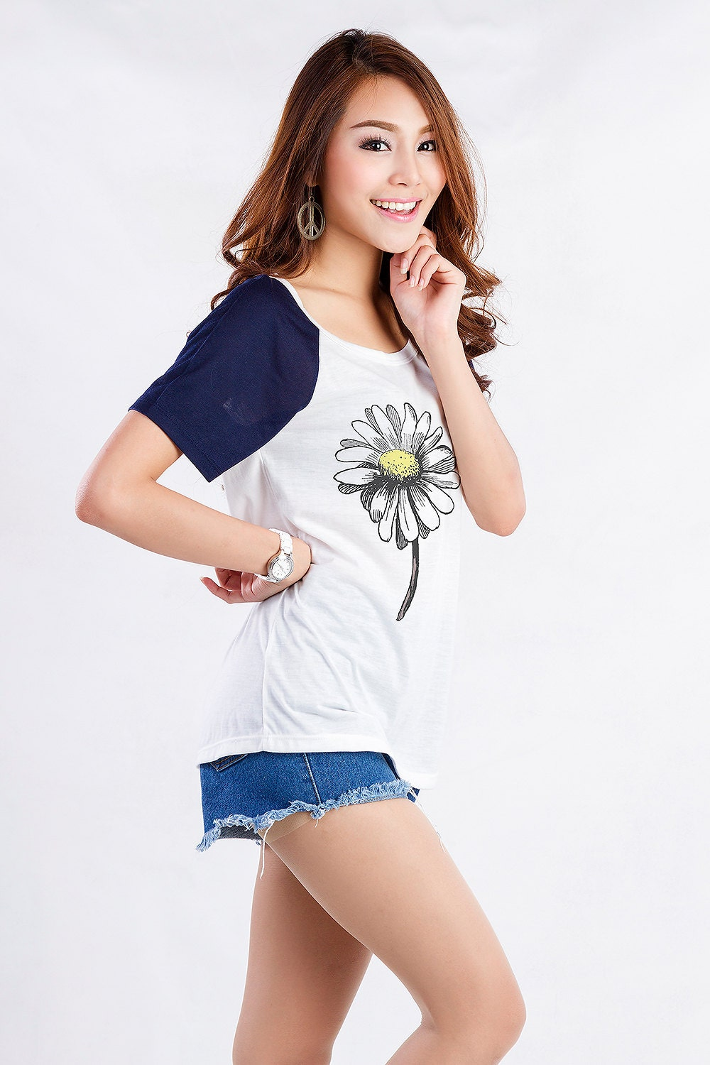 Womens t shirts trendy tshirts tops graphic tee teen girl for Trendy t shirts for ladies