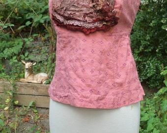 Cherry Blossom girl corset