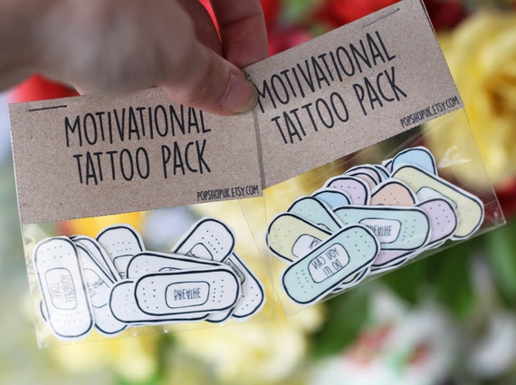 Handmade accessories costume accessories temporary tattoo for Band aid tattoo