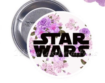 Hipster Star Wars - Your Choice of 2-1/4 inch Button Product Accessory