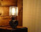 Wind-blown Motorcycle Carburetor Lamp