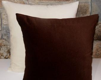 Velvet Pillow 13 Colors//Custom Pillow