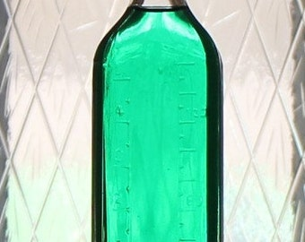Knorall Bottle With Side Measurements