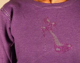 Purple Stilleto