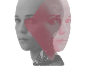 Ex Machina (Alex Garland, 2015) [alternative movie poster]