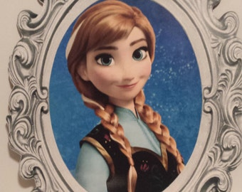 23-inch Framed Anna Wall Art