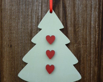 Wooden decoration - Christmas Tree
