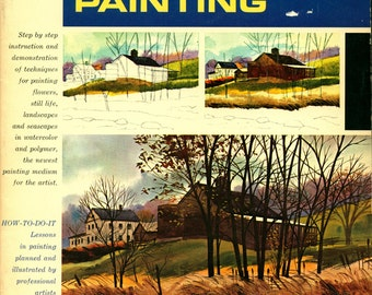 The Art of Watercolor Painting from The Grumbacher Library | Donald Moss, Author | Art Instruction Book
