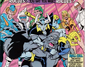 Blue Devil #30 - November 1986 Issue - DC Comics - Grade NM