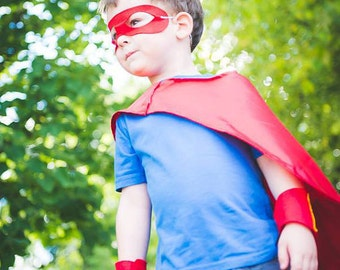 KIDS COSTUMES - Affordable Costume - Boys Costumes - Girls Costumes - Superhero Capes for Kids - Super Hero Accessory Set  - Ships Quickly