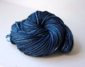 Mystic - SW Merino Bulky - Hand-Dyed Semi-Solid - 137 yds Bulky Weight Yarn