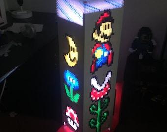 Super Mario LEGO Tower (small version)