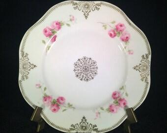 Vintage Bavaria Plate