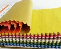 mid century modern upholstery fabric, vintage fabric sample book