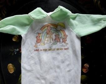 Small - 1979 Beary Cute Sleepwear